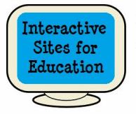 Επιλογή διαδραστικών δραστηριοτήτων από τις καλύτερες Εκπαιδευτικές ιστοσελίδες:(Ξενόγλωσσες)